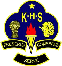 Kooringal High School logo